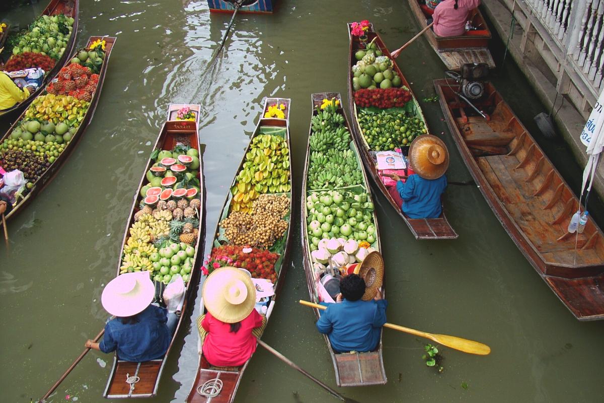 Places to visit in Bangkok